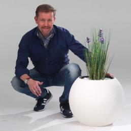 kago hammerschmidt Pflanzenarrangement Lavendel