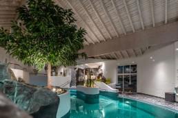 kago Referenzen Therme Hotel und Resort Wutzschleife Baum und Gräser